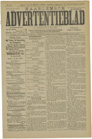 Haarlemsch Advertentieblad 1900-07-21