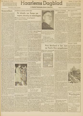 Haarlem's Dagblad 1950-01-17