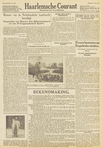 Haarlemsche Courant 1943-06-01