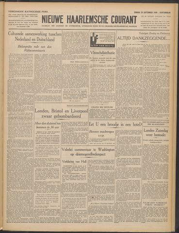 Nieuwe Haarlemsche Courant 1940-09-29