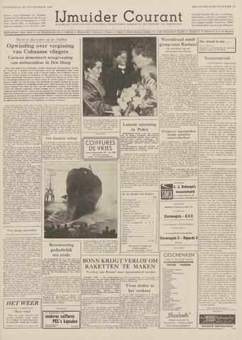 IJmuider Courant 1959-11-28