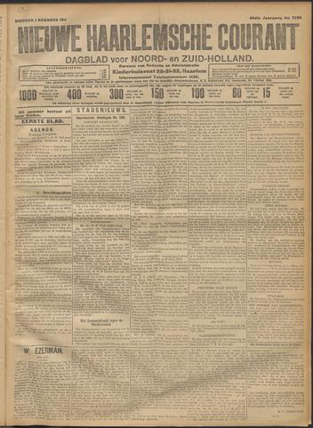 Nieuwe Haarlemsche Courant 1911-08-01