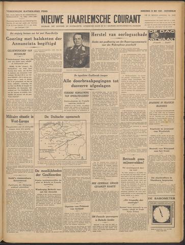 Nieuwe Haarlemsche Courant 1940-05-23