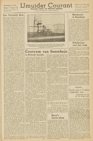 IJmuider Courant 1945-11-13