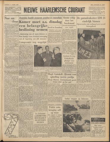 Nieuwe Haarlemsche Courant 1957-03-09