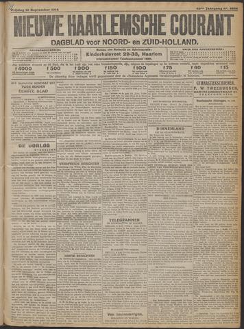 Nieuwe Haarlemsche Courant 1915-09-10