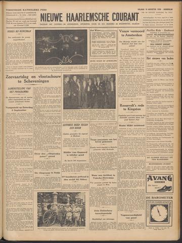 Nieuwe Haarlemsche Courant 1938-08-19