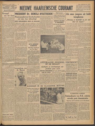 Nieuwe Haarlemsche Courant 1948-06-08