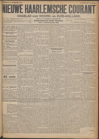 Nieuwe Haarlemsche Courant 1907-12-21