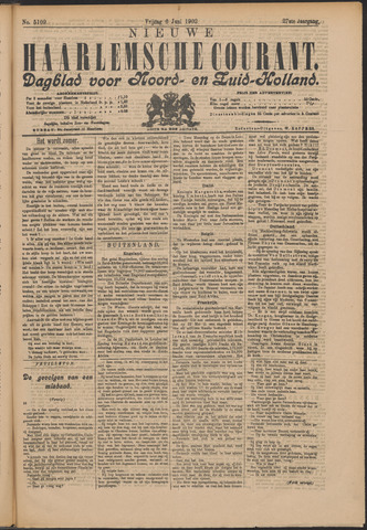 Nieuwe Haarlemsche Courant 1902-06-06