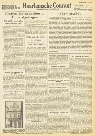 Haarlemsche Courant 1943-04-29