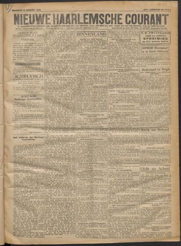 Nieuwe Haarlemsche Courant 1920-01-12