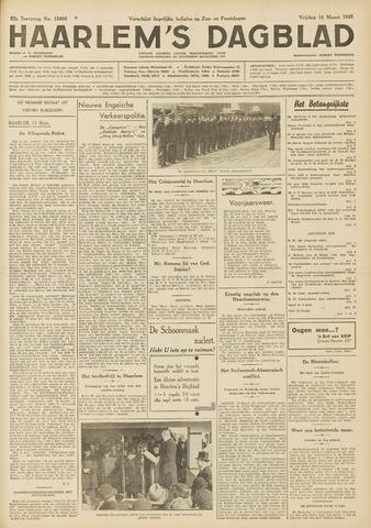 Haarlem's Dagblad 1935-03-15