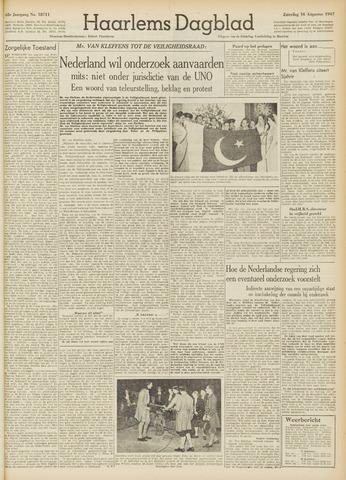 Haarlem's Dagblad 1947-08-16