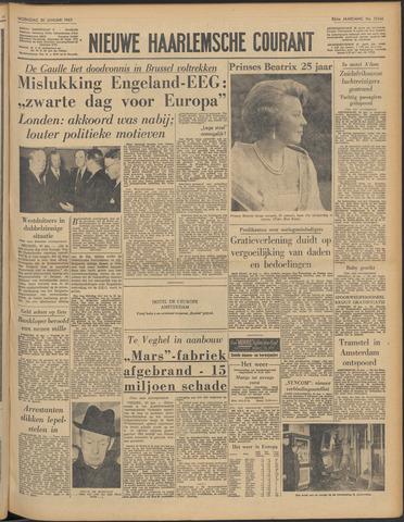 Nieuwe Haarlemsche Courant 1963-01-30