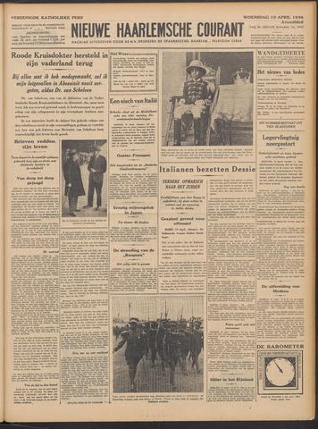 Nieuwe Haarlemsche Courant 1936-04-15