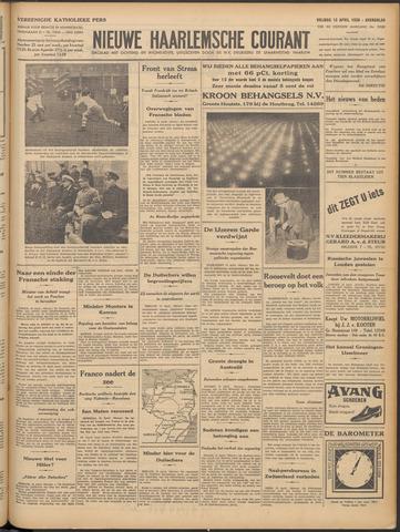Nieuwe Haarlemsche Courant 1938-04-15