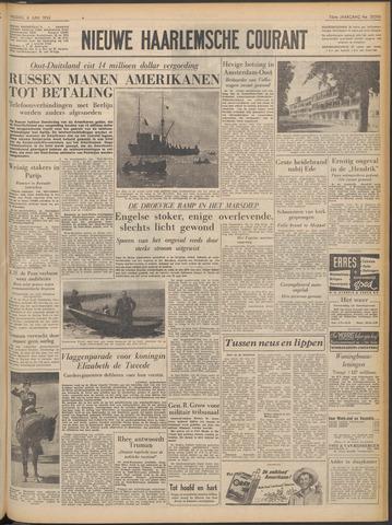 Nieuwe Haarlemsche Courant 1952-06-06