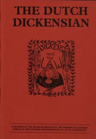 The Dutch Dickensian 1988