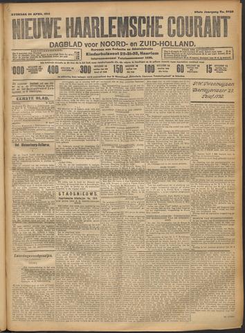 Nieuwe Haarlemsche Courant 1914-04-25