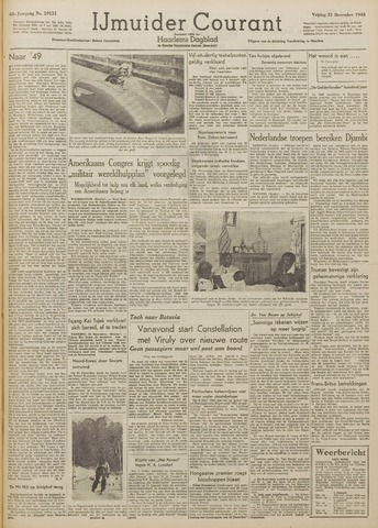 IJmuider Courant 1948-12-30