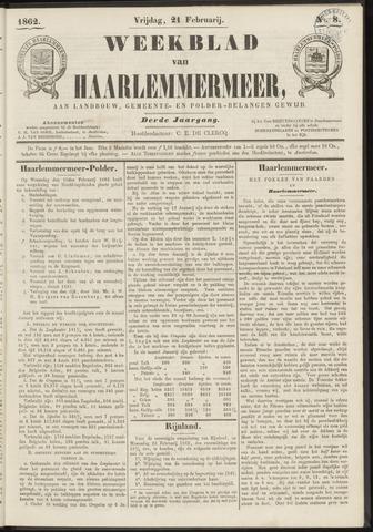 Weekblad van Haarlemmermeer 1862-02-21