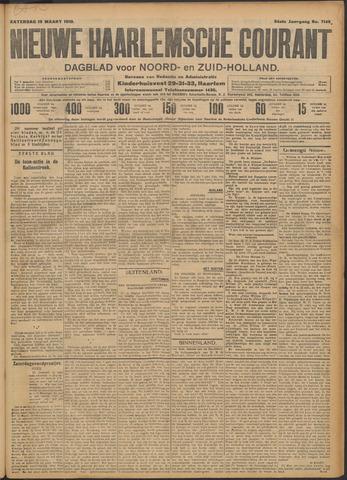 Nieuwe Haarlemsche Courant 1910-03-19