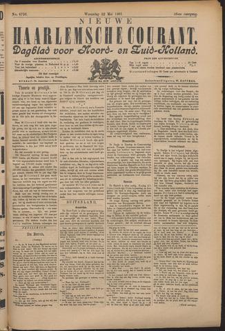 Nieuwe Haarlemsche Courant 1901-05-22