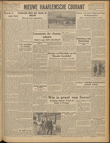 Nieuwe Haarlemsche Courant 1947-02-04