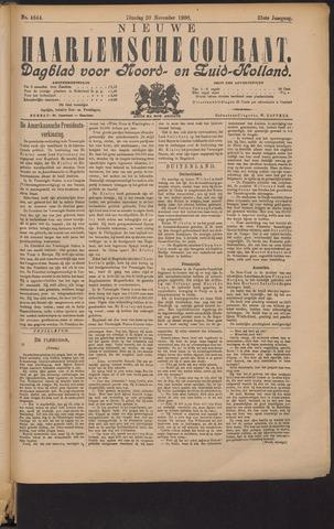 Nieuwe Haarlemsche Courant 1900-11-20