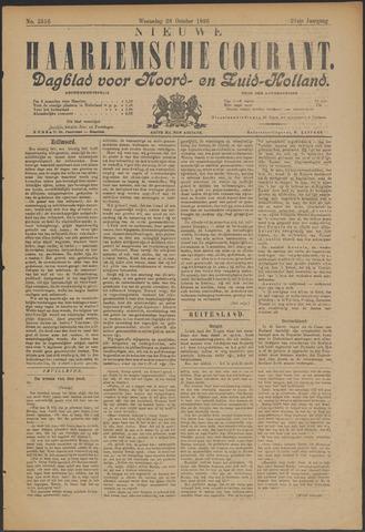 Nieuwe Haarlemsche Courant 1896-10-28