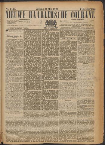 Nieuwe Haarlemsche Courant 1896-05-31
