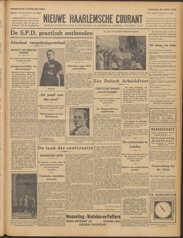 Nieuwe Haarlemsche Courant 1933-06-23