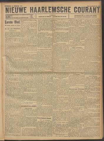 Nieuwe Haarlemsche Courant 1921-02-24