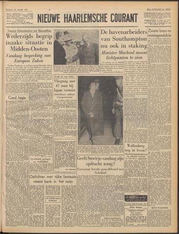 Nieuwe Haarlemsche Courant 1957-03-22