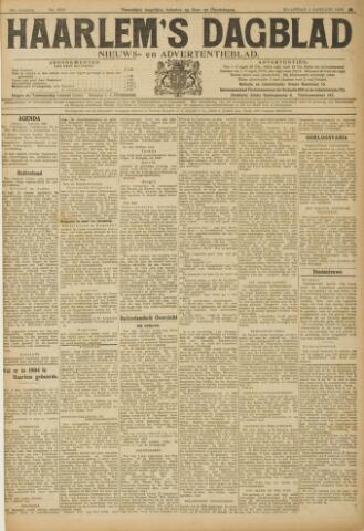 Haarlem's Dagblad 1905