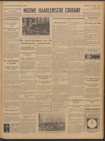 Nieuwe Haarlemsche Courant 1936-04-05