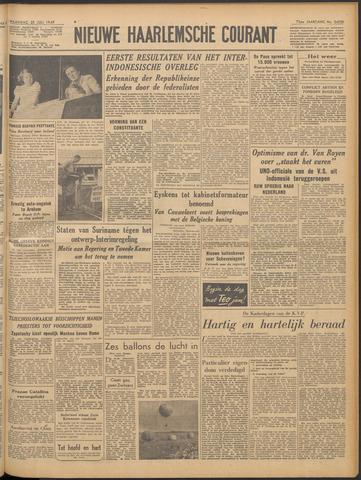 Nieuwe Haarlemsche Courant 1949-07-25