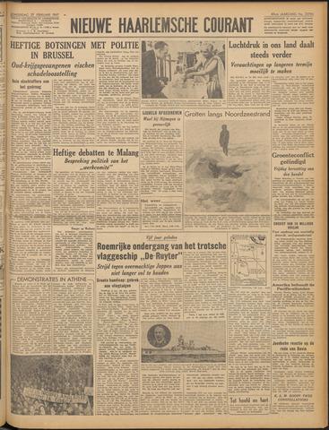 Nieuwe Haarlemsche Courant 1947-02-27