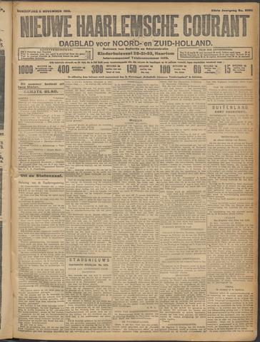 Nieuwe Haarlemsche Courant 1913-11-06
