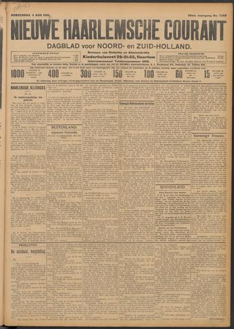 Nieuwe Haarlemsche Courant 1910-08-04