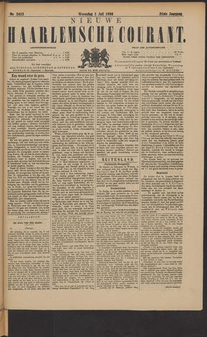 Nieuwe Haarlemsche Courant 1896-07-01