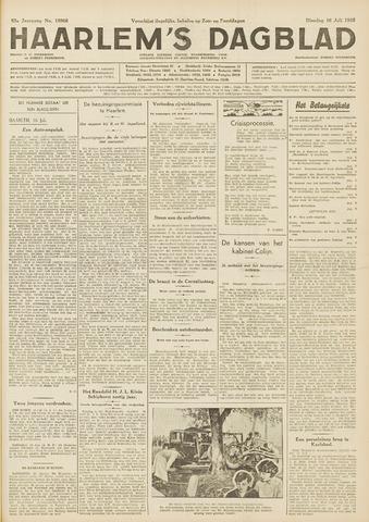 Haarlem's Dagblad 1935-07-16
