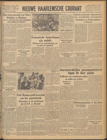 Nieuwe Haarlemsche Courant 1947-05-12