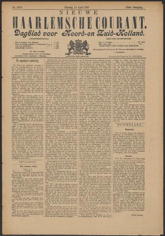 Nieuwe Haarlemsche Courant 1897-04-13