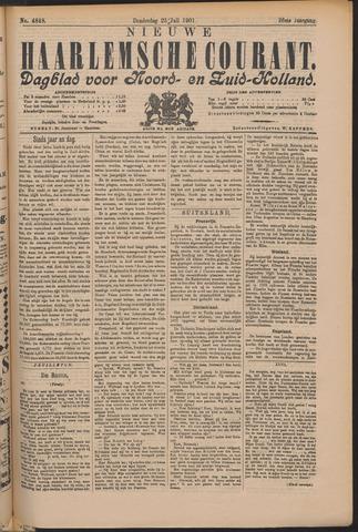 Nieuwe Haarlemsche Courant 1901-07-25