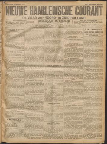 Nieuwe Haarlemsche Courant 1917-01-03