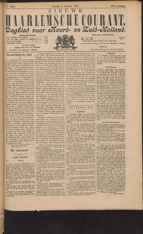 Nieuwe Haarlemsche Courant 1901-12-03