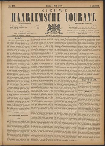Nieuwe Haarlemsche Courant 1879-05-04