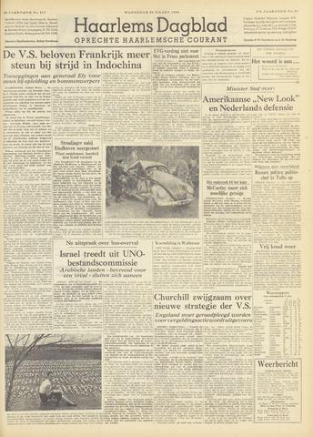 Haarlem's Dagblad 1954-03-24
